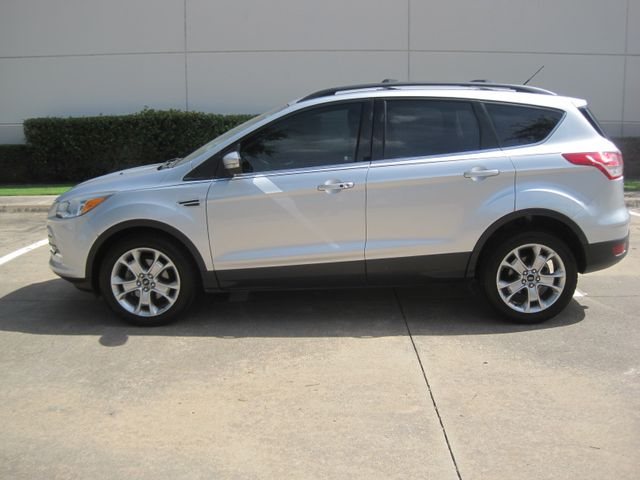 2013 Ford Escape SEL, Ecoboost, Leather, Nav, Sync, Htd/Mem Seats, 1 Owner Plano, Texas 5