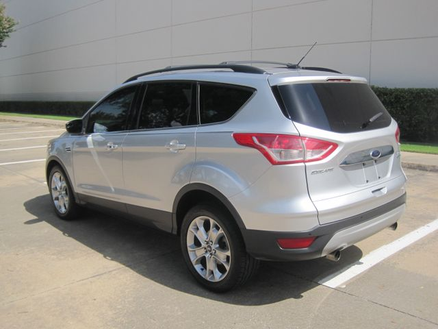 2013 Ford Escape SEL, Ecoboost, Leather, Nav, Sync, Htd/Mem Seats, 1 Owner Plano, Texas 7