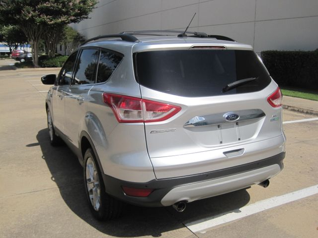 2013 Ford Escape SEL, Ecoboost, Leather, Nav, Sync, Htd/Mem Seats, 1 Owner Plano, Texas 8
