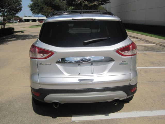 2013 Ford Escape SEL, Ecoboost, Leather, Nav, Sync, Htd/Mem Seats, 1 Owner Plano, Texas 9