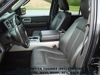 2013 Ford Expedition EL LIMITED, 1-OWNER, NAVI, ROOF, BACK-UP, 20's in Memphis, Tennessee