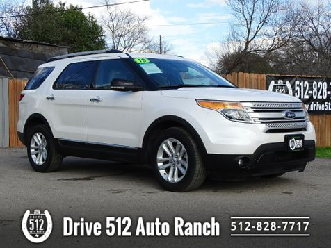 2013 Ford Explorer XLT in Austin, TX