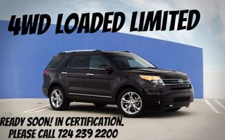 2013 Ford Explorer 4WD Limited Bentleyville, Pennsylvania 34