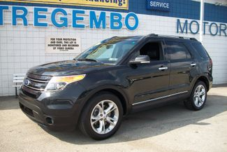 2013 Ford Explorer 4WD Limited Bentleyville, Pennsylvania 43