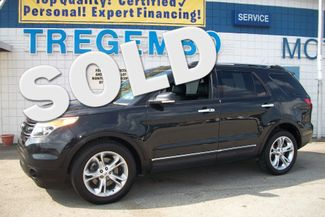 2013 Ford Explorer 4WD Limited Bentleyville, Pennsylvania