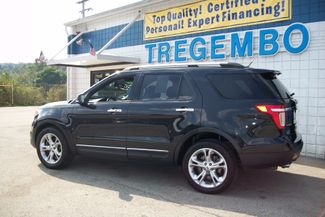 2013 Ford Explorer 4WD Limited Bentleyville, Pennsylvania 44