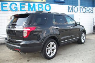 2013 Ford Explorer 4WD Limited Bentleyville, Pennsylvania 52
