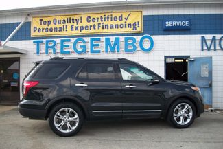 2013 Ford Explorer 4WD Limited Bentleyville, Pennsylvania 53
