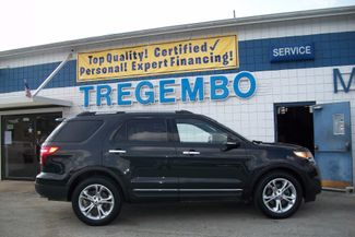 2013 Ford Explorer 4WD Limited Bentleyville, Pennsylvania 2