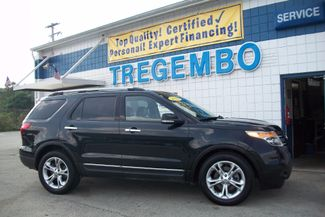 2013 Ford Explorer 4WD Limited Bentleyville, Pennsylvania 57
