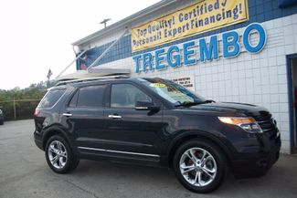 2013 Ford Explorer 4WD Limited Bentleyville, Pennsylvania 41
