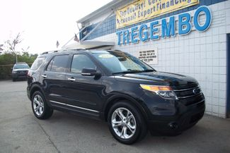 2013 Ford Explorer 4WD Limited Bentleyville, Pennsylvania 1