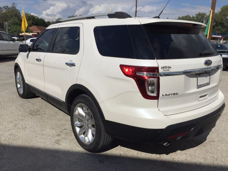 2013 Ford Explorer Limited  Brownsville TX  English Motors  in Brownsville, TX