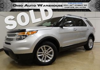 2013 Ford Explorer XLT 4x4 Pano 3rd Row 1-Own We Finance   Canton, Ohio   Ohio Auto Warehouse LLC in  Ohio