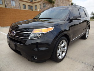2013 Ford Explorer Limited Corpus Christi, Texas