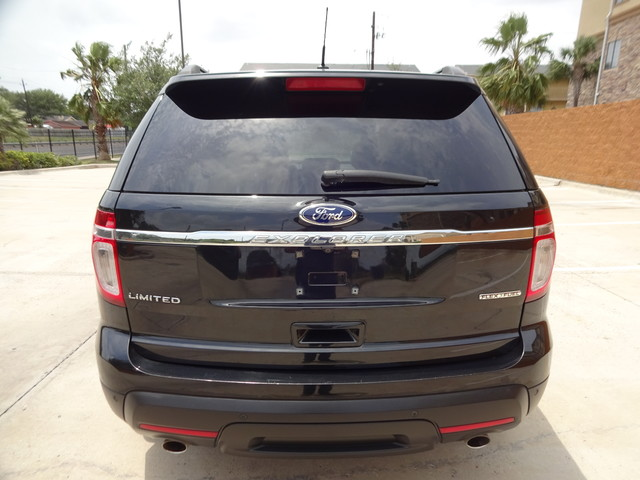 2013 Ford Explorer Limited Corpus Christi, Texas 7