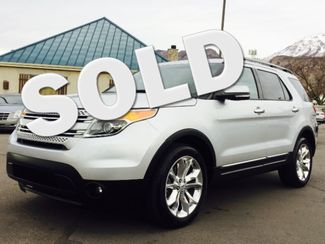 2013 Ford Explorer Limited LINDON, UT