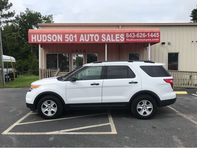 2013 Ford Explorer Base | Myrtle Beach, South Carolina | Hudson Auto Sales in Myrtle Beach South Carolina