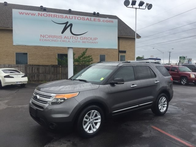 2013 Ford Explorer XLT | Oklahoma City, OK | Norris Auto Sales (NW 39th) in Oklahoma City OK