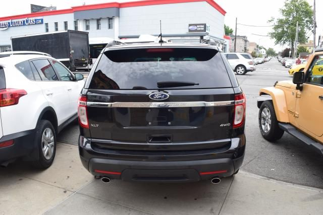 2013 Ford Explorer XLT Richmond Hill, New York 3
