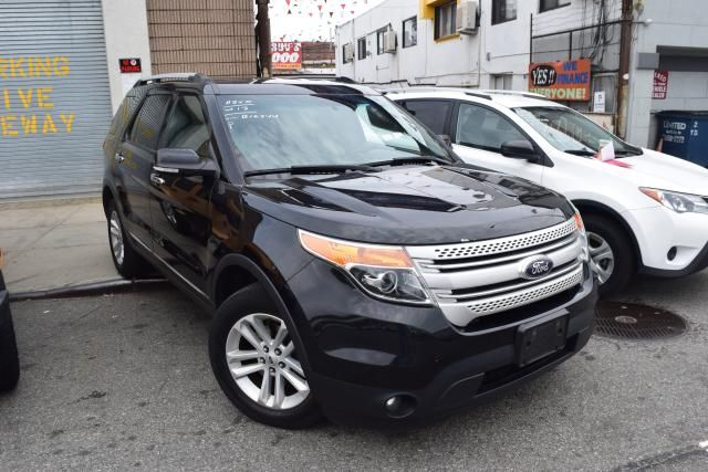 2013 Ford Explorer XLT Richmond Hill, New York 1