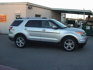2013 Ford Explorer Limited San Antonio, Texas 4