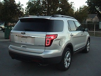 2013 Ford Explorer Limited San Antonio, Texas 5