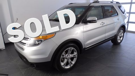 2013 Ford Explorer Limited in Virginia Beach, Virginia