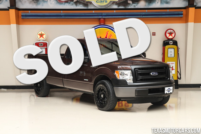 2013 Ford F-150 XL This Clean Carfax 2013 Ford F-150 XL is in great shape with only 20 068 miles