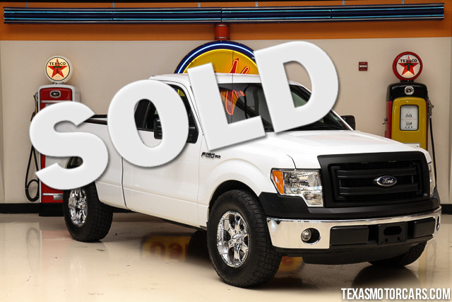 2013 Ford F-150 XL This Carfax 1-Owner accident-free 2013 Ford F150 XL is in great shape with onl
