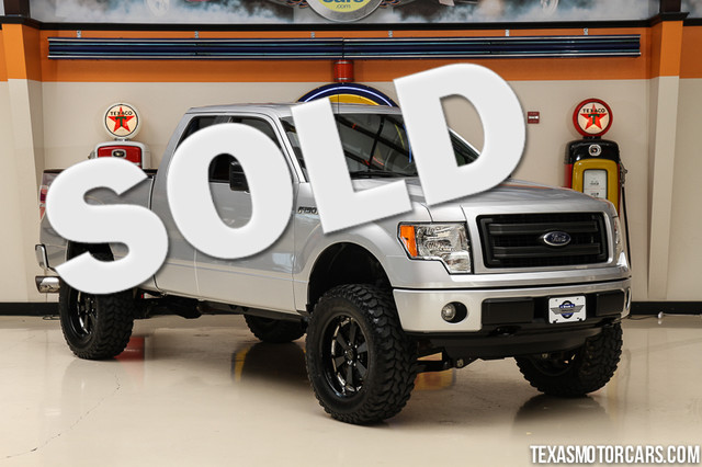 2013 Ford F-150 STX 4x4 This Carfax 1-Owner 2013 Ford F-150 STX 4x4 is in great shape with only 40