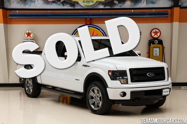 2013 Ford F-150 FX4 This Carfax 1-Owner 2013 Ford F-150 FX4 is in great shape with only 95 248 mi