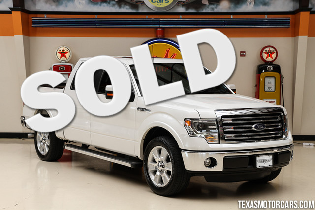 2013 Ford F-150 Lariat This 2013 Ford F-150 Lariat is in great shape with only 84 903 miles The