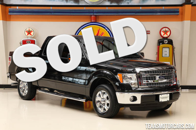 2013 Ford F-150 XLT This Carfax 1-Owner 2013 Ford F-150 XLT is in great shape with only 33 393 mi