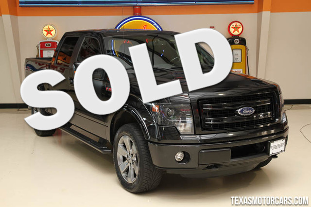 2013 Ford F-150 FX4 This 2013 Ford F-150 FX4 is in great shape with only 97 143 miles The FX4 ha