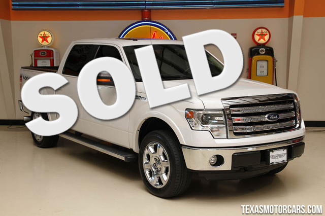 2013 Ford F-150 Lariat This Carfax 1-Owner 2013 Ford F-150 Lariat is in great shape with only 95