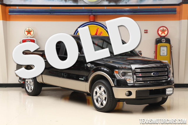2013 Ford F-150 King Ranch Financing is available with rates as low as 29 wac Get pre-approve