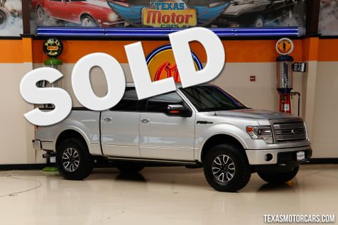 2013 Ford F-150 Platinum in Addison