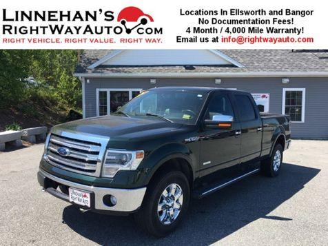 2013 Ford F-150 Lariat in Bangor