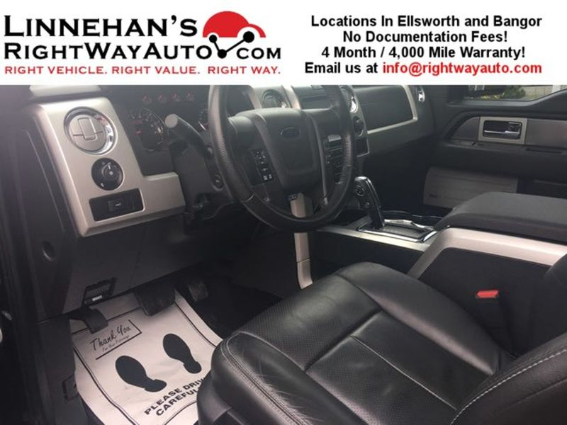2013 Ford F-150 FX4  in Bangor, ME