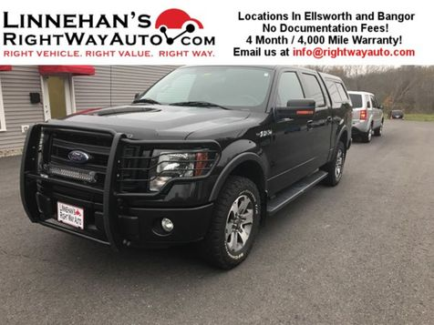 2013 Ford F-150 FX4 in Bangor