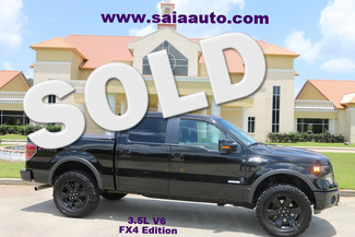 2013 Ford F150 Super Crew Fx4 4wd Navi Leather Roof Sony Sound Leveled 20s On 35s  in Baton Rouge  Louisiana