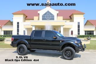 2013 Ford F150 Supercrew Fx4 Tuscany Black Ops Edition 6 INCH LIFT 325s ON 20s BED COVER 21K MILES  ONE OWNER CLEAN CARFAX READY TO GEAUX | Baton Rouge , Louisiana | Saia Auto Consultants LLC-[ 4 ]