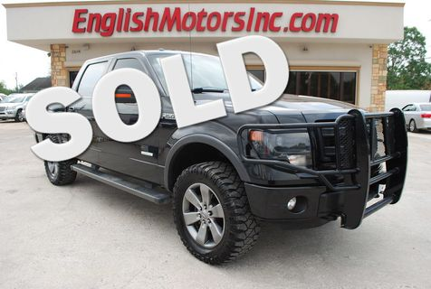 2013 Ford F-150 FX4 in Brownsville, TX