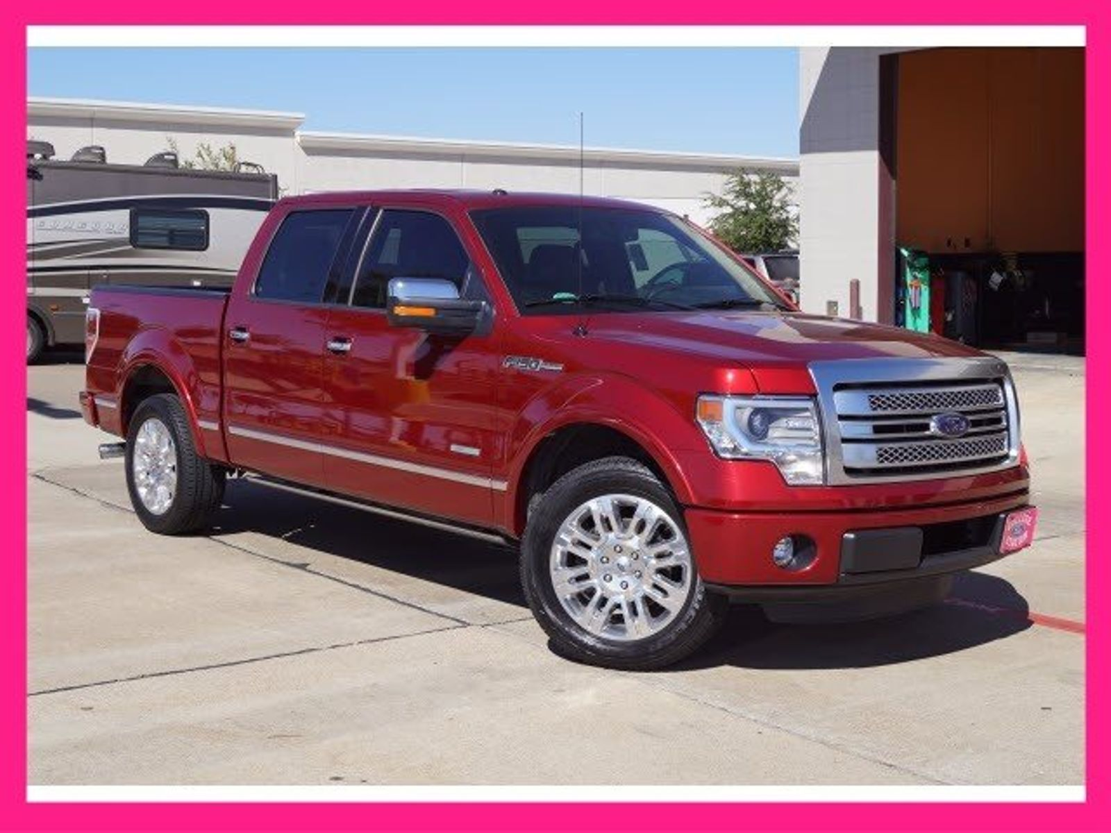 2013 Ford F-150 Platinum city TX College Station Ford - Used Cars