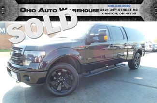 2013 Ford F-150 FX4 4x4 Navi Sunroof 1-Own Cln Carfax We Finance | Canton, Ohio | Ohio Auto Warehouse LLC in  Ohio