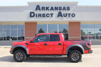 2013 Ford F-150 SVT Raptor with a  Procharger!! Conway, Arkansas