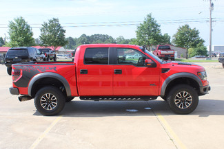 2013 Ford F-150 SVT Raptor with a  Procharger!! Conway, Arkansas 5
