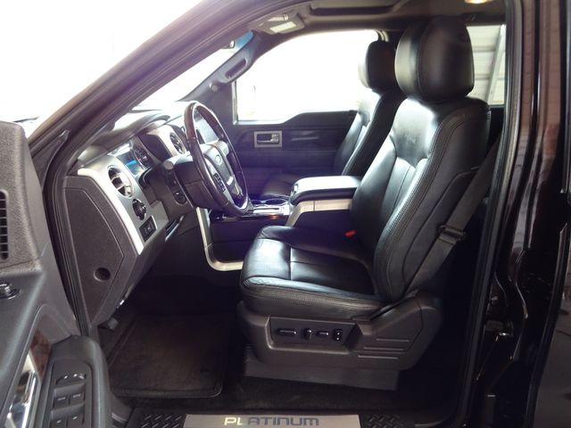 2013 Ford F-150 Platinum Corpus Christi, Texas 21
