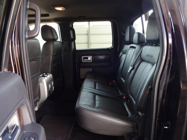 2013 Ford F-150 Platinum Corpus Christi, Texas 30